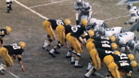 The Ice Bowl – Dec. 31, 1967: Packers 21, Cowboys 17