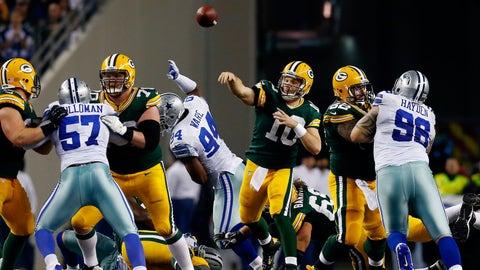 Matt Flynn's comeback – Dec. 15, 2013: Packers 37, Cowboys 36