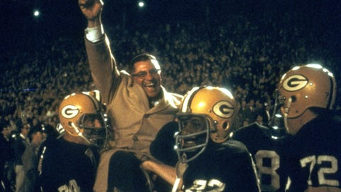 1966 NFL Championship – Jan. 1, 1967: Packers 34, Cowboys 27
