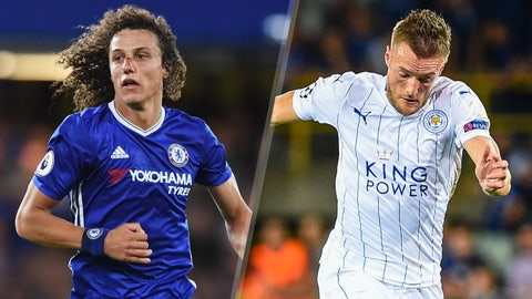 Saturday: Chelsea vs. Leicester City
