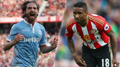 Saturday: Stoke City vs. Sunderland