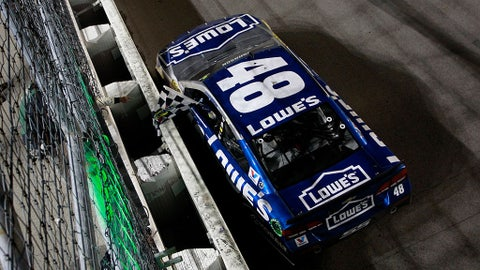 Jimmie Johnson, 3