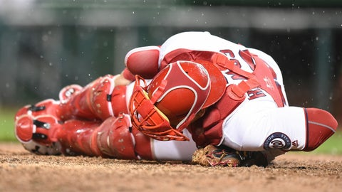 Clear up the catching situation
