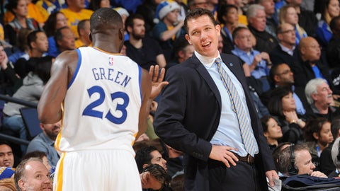 They miss Luke Walton (and more)