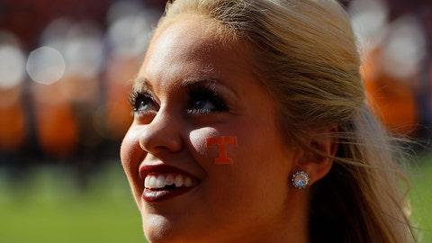 Tennessee cheerleader