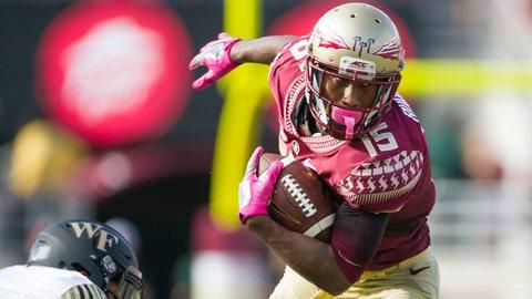Jan. 12: FSU's Travis Rudolph bound for NFL
