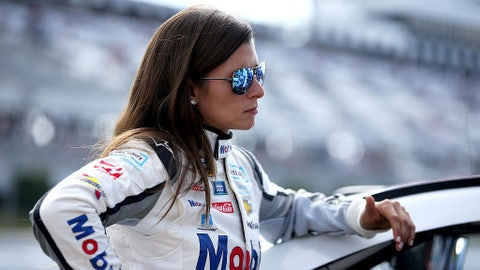 Danica Patrick's best paint schemes from 2016
