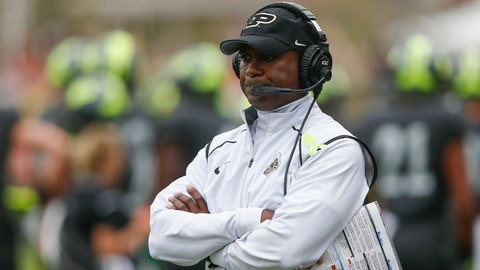 Purdue will knock it out of the park with their coaching hire