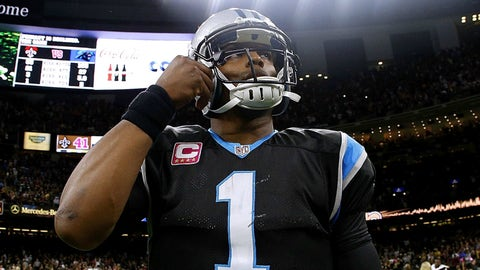 The Panthers' season ended