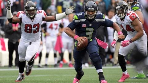 Seattle Seahawks (last week: 9)