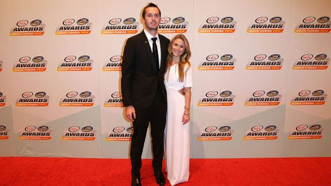 Ben Kennedy and Chelsea Saunders