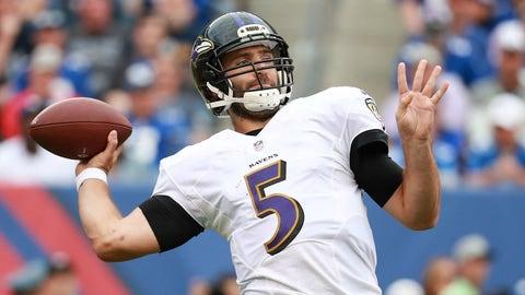Sunday: Ravens at Jets