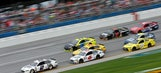 7 Chase drivers with wins at Talladega Superspeedway
