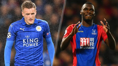 Saturday: Leicester City vs. Crystal Palace