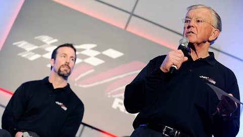 JGR and Toyota merge their bond even tighter, 2011