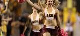 College football cheerleaders: Week 8