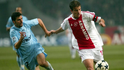2003: Rafael van der Vaart
