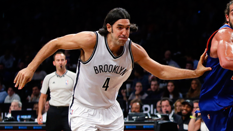 Luis Scola, 36 years old