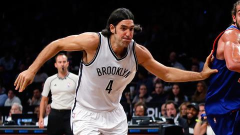 Brooklyn Nets: Luis Scola, 36