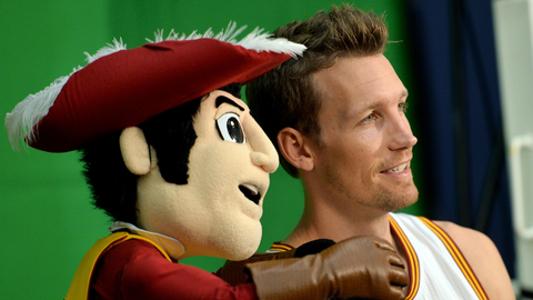 Mike Dunleavy, 36 years old