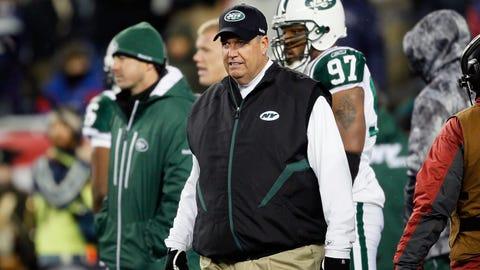Patriots embarrass Jets, 45-3