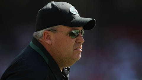 Rex Ryan leads Jets to first home win over Patriots in second game as head coach