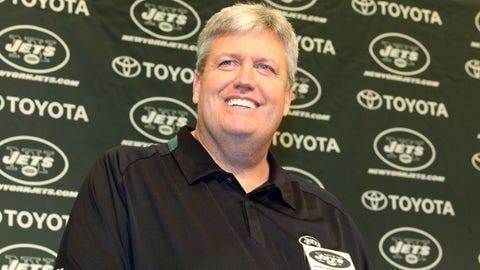 Rex Ryan says he's similar to Tom Brady