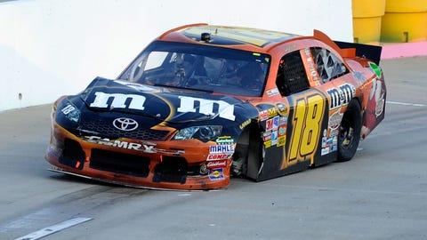 Kyle Busch -- 2011