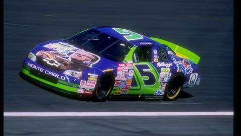 Terry Labonte -- 1997