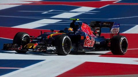 10. Carlos Sainz (Toro Rosso)