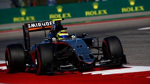 11. Sergio Perez (Force India)