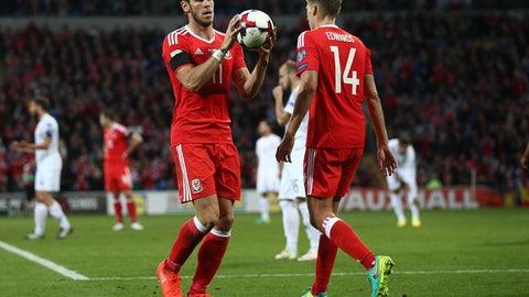 Wales (Previously No. 10