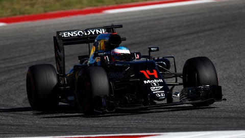 12. Fernando Alonso (McLaren)