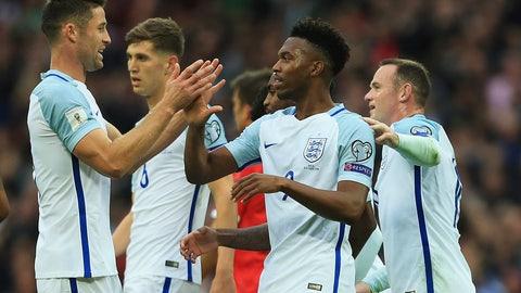 England (Previously No. 12)