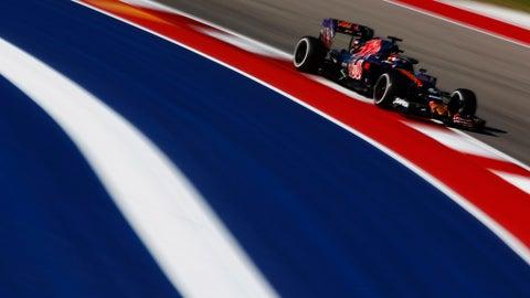 13. Daniil Kvyat (Toro Rosso)