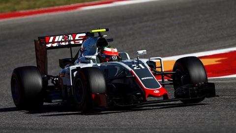 14. Esteban Gutierrez (Haas)