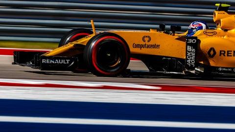 15. Jolyon Palmer (Renault)