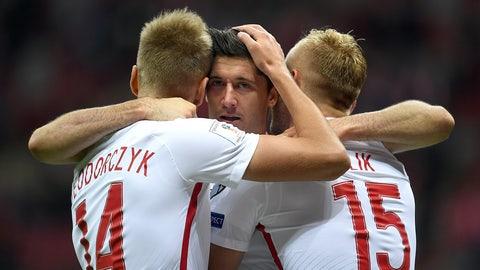 Poland (Previously No. 17)
