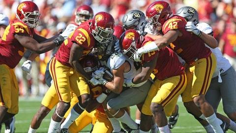 Trojans defense stuffs the Buffs