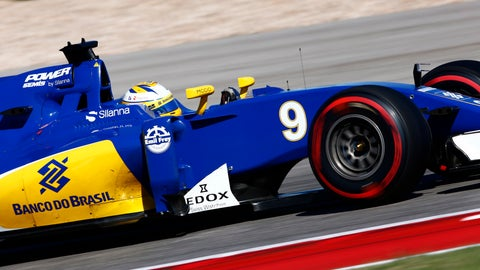 16. Marcus Ericsson (Sauber)