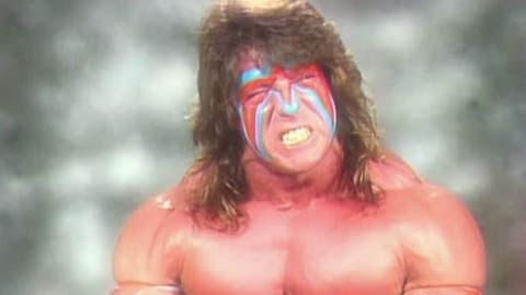 Ultimate Warrior - 89