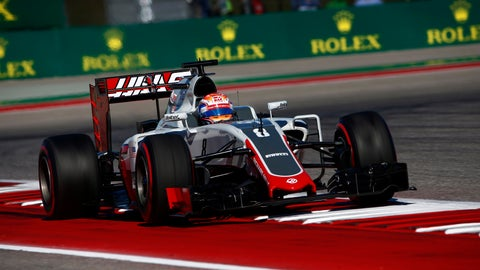 17. Romain Grosjean (Haas)
