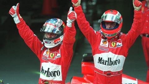 Schumacher's return