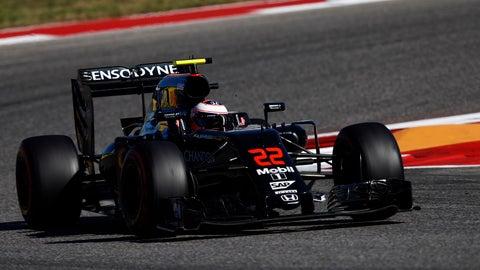 19. Jenson Button (McLaren)