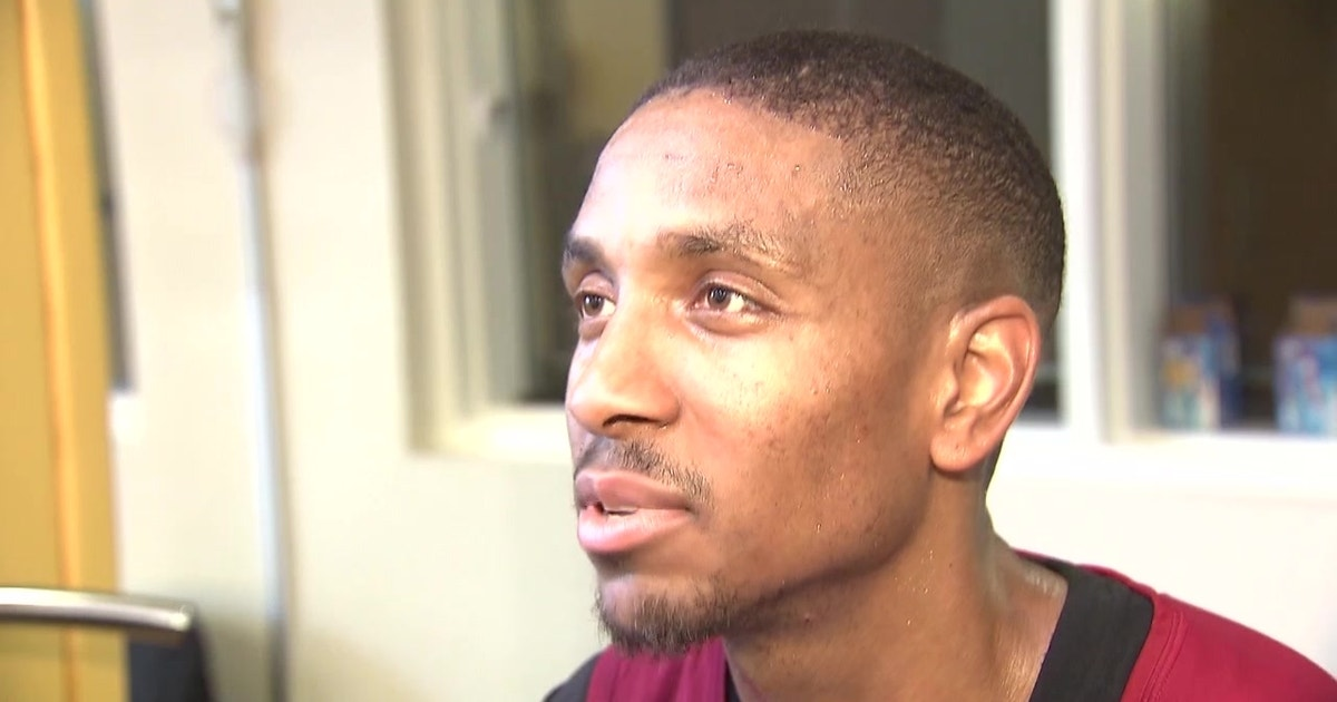 Rodney Mcgruder Trying Not To Think About Miami Heat
