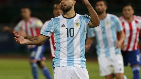 Argentina (Previously No. 1)