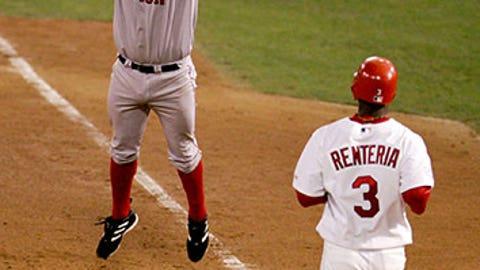 2004: Boston Red Sox