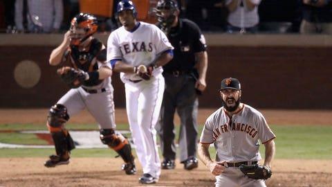 2010: San Francisco Giants