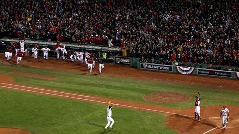 2013: Boston Red Sox