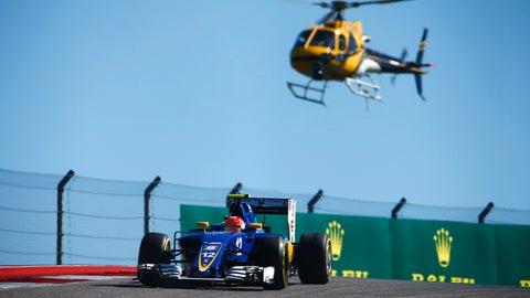 21. Felipe Nasr (Sauber)